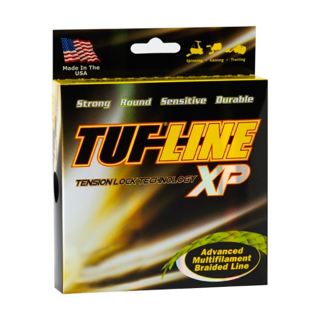 LINHA TUFLINE XP VERDE 100LBS 137M