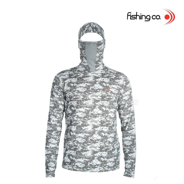 CAMISETA FISHING CO NINJA - CAMO 1