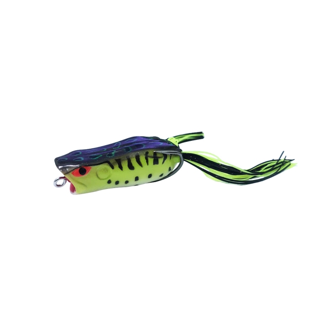 ISCA MARINE SPORTS POPPER FROG 60
