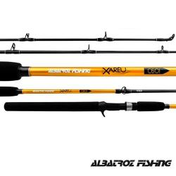 VARA ALBATROZ FISHING XARÉU 1,80M 45LB P/MOLINETE