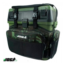 CAIXA FISHING BOX JOGÁ CAMUFLADA