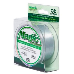 LINHA MARURI MAGIC CARBON 0,18MM 9LBS