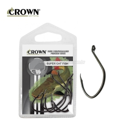 ANZOL CROWN SUPER CAT FISH N 10/0