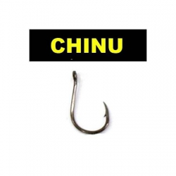 ANZOL MARINE SPORTS CHINU NICKEL N. 07 C/ 50 UNIDADES