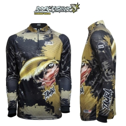 CAMISA ROCK FISHING ACTION TAMBA
