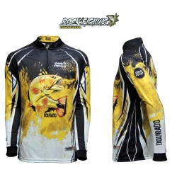 CAMISA ROCK FISHING ACTION DOURADO DO RIO