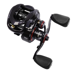 CARRETILHA MARINE SPORTS NEW LUBINA BLACK WIDOW 9:5.1