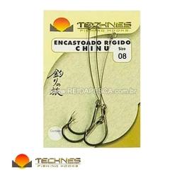ENCASTOADO CHINU TECHNES RIGIDO N° 08