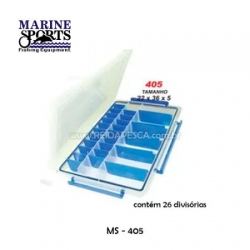 CAIXA P/ ISCA MARINE SPORTS MS 405
