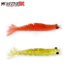ISCA ARTIFICIAL MONSTER 3X BIG MOVE 14CM