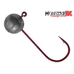 JIG HEAD MONSTER 3X X-HOOK 3/0