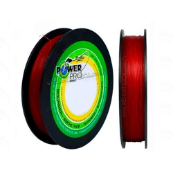LINHA MULTIFILAMENTO POWER PRO 65LB 300YDS (RED PHANTOM)