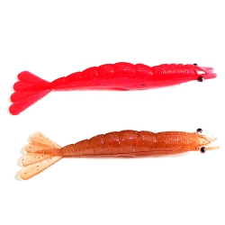CAMARÃO ARTIFICIAL NIHON BAITS BIG 11CM