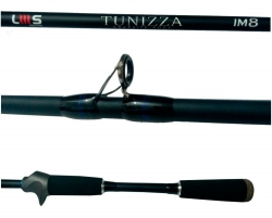 VARA LUMIS TUNIZZA 6´3 5-14LBS P/CARRETILHA INTERIÇA