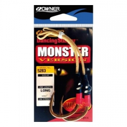 Suporte Hook Owner Stinger Monster Version 5/0 2 un