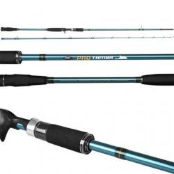 Vara Saint Plus Pro Tamba 2,70m 25 - 50 lbs 2702BC - 02 Partes P/MOLINETE