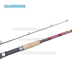 VARA SHIMANO P/ MOLINETE STIMULA LENGTH 7´0 LINE WT 1/2-3 /8OZ 15-40LB