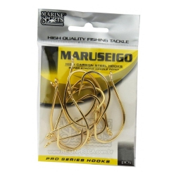 ANZOL MARINE SPORTS MARUSEIGO GOLD Nº 26 E Nº 30