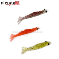 ISCA SOFT MONSTER 3X X-MOVE ULTRASOFT 9CM