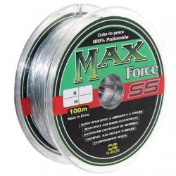 LINHA MARURI MAX FORCE SS 0.21mm 100 MTS