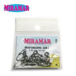 SNAP GIRADOR ACR4 MIRAMAR - 0,90MM 80LB